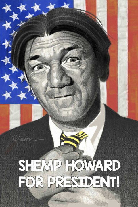 Shemp Howard for President