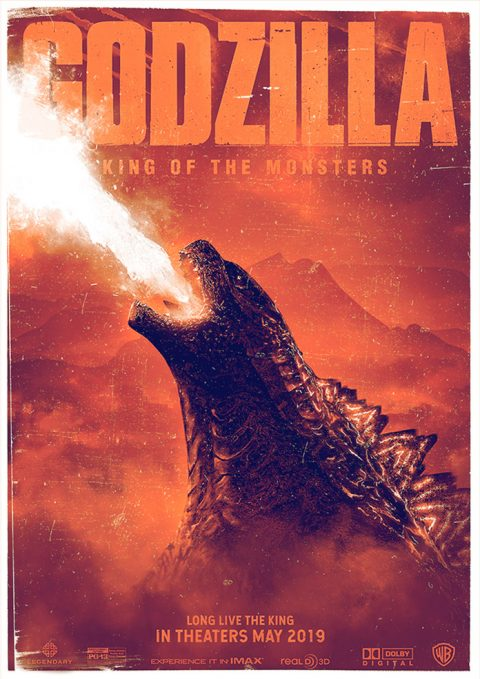 Godzilla: King of the Monsters Alternative Colour