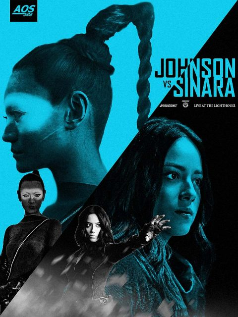 Marvel's Agents of SHIELD – Johnson Vs. Sinara