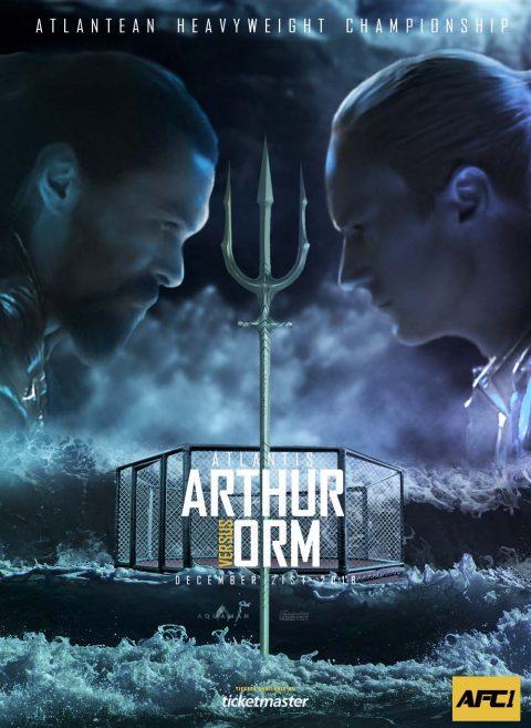 Aquaman – Arthur Vs. Orm