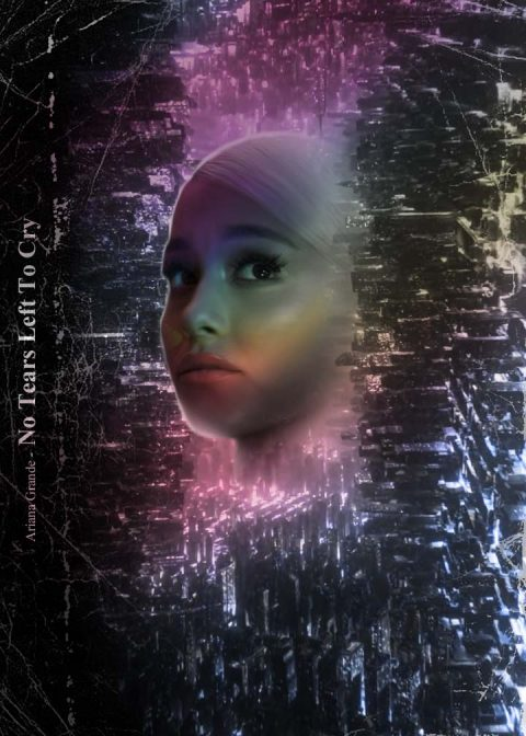 "Ariana Grande – ""No Tears Left To Cry"""