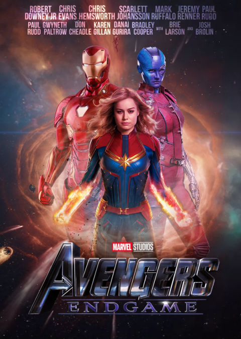 Avengers: Endgame – TRIO