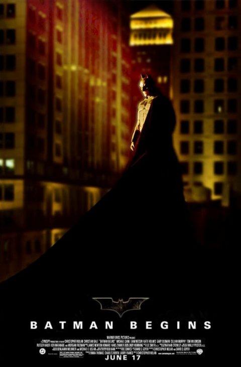 Batman Begins(2005)