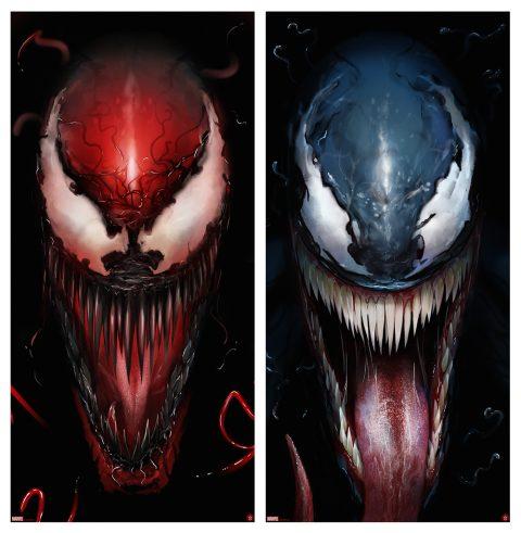 Carnage & Venom set