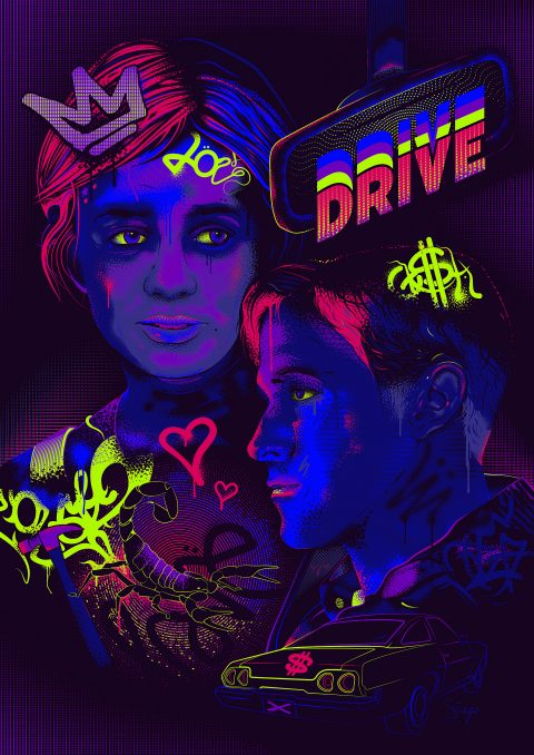 Drive – Nothing's going to stop us: V1