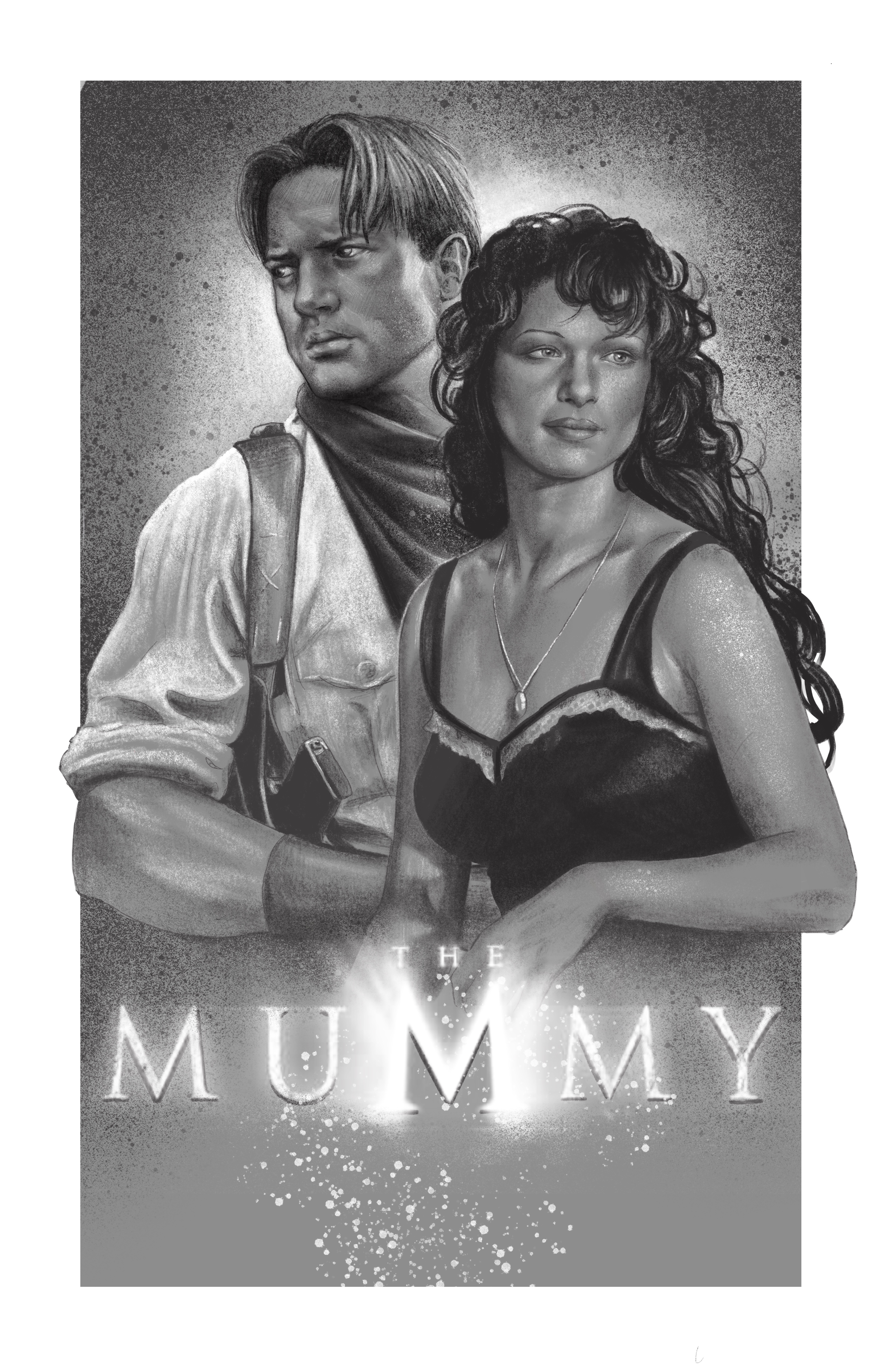 The Mummy 1999 Posterspy
