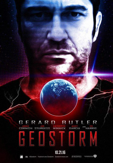 Geostorm(2016)