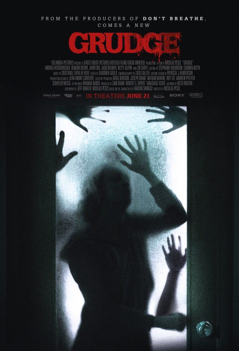 Grudge (2019) – Poster
