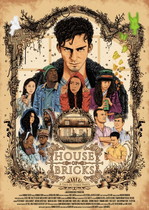 House Of Bricks– Movie Poster | 2017