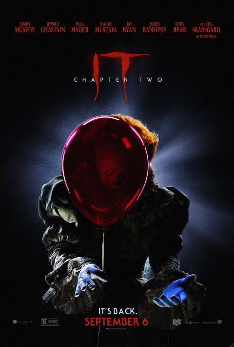 It – Chapter Two (2019) – Alternative Poster #2