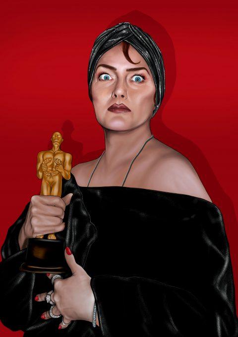 Dark Hollywood Portraits