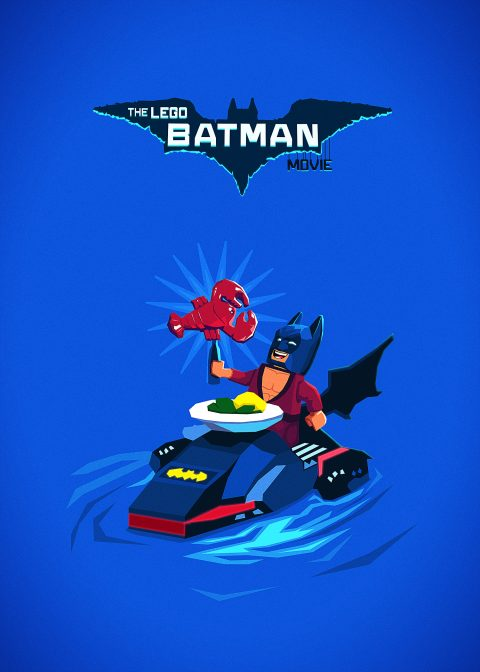 The Lego Batman – Lobster Thermidor