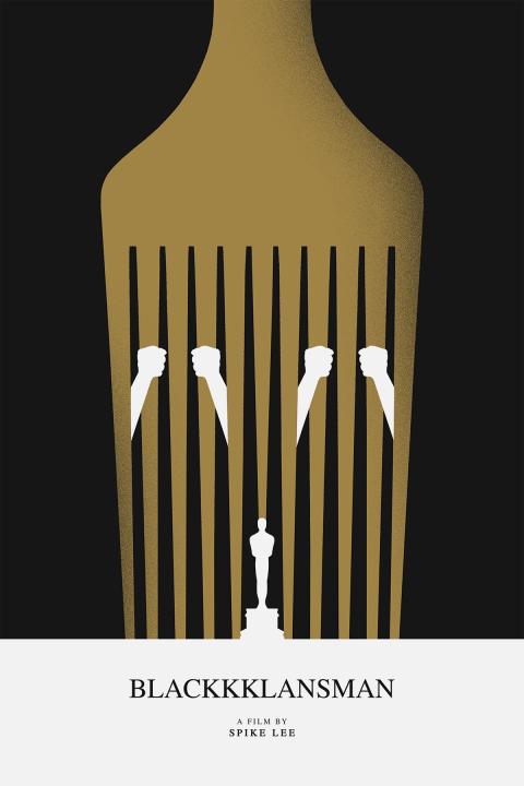 Oscars 2019: Blackkklansman