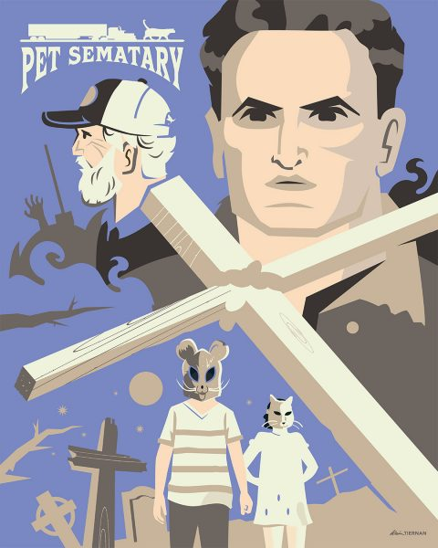 Pet Sematary 2019 Posters