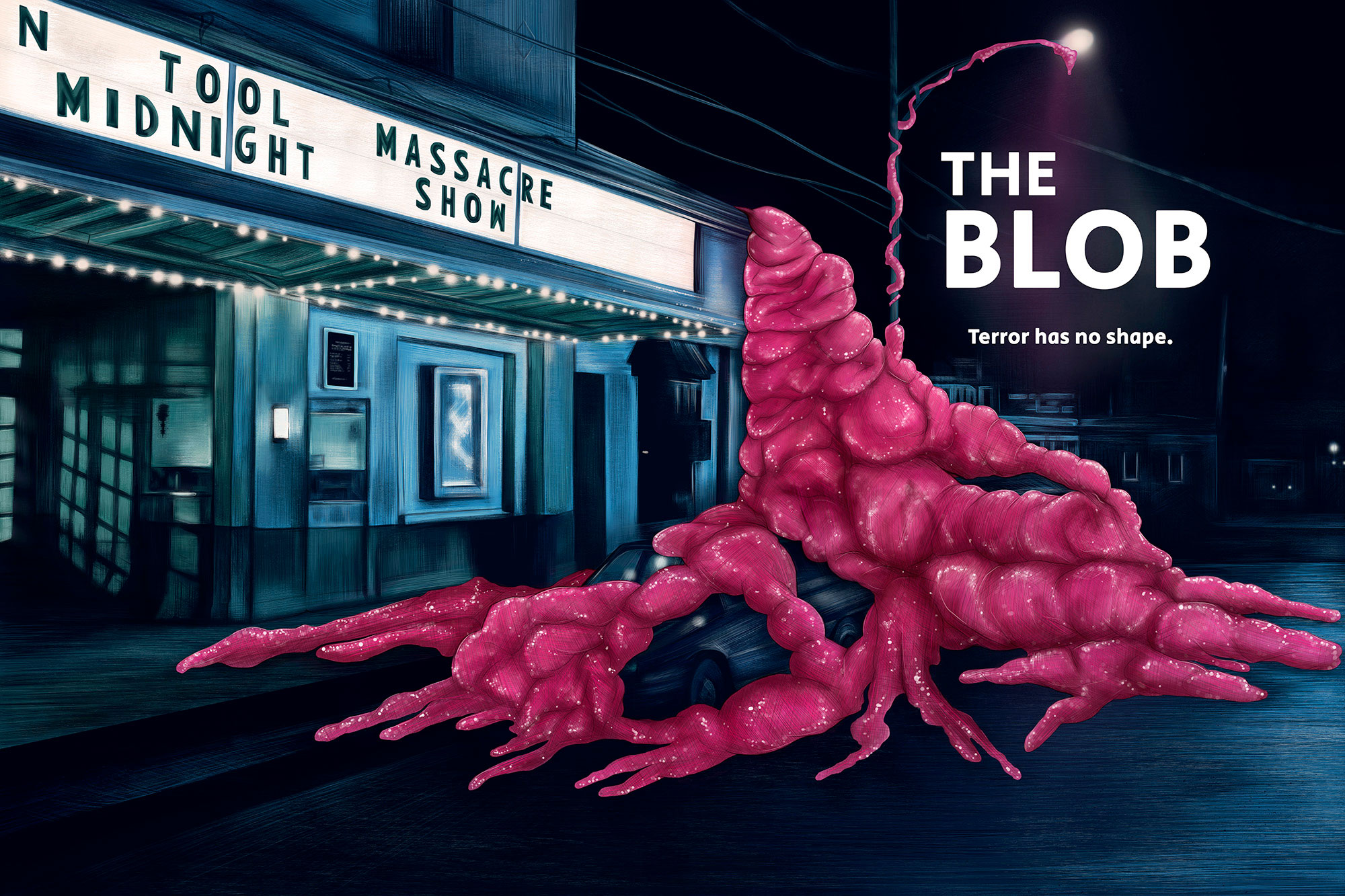 30×30: 1988 – The Blob - PosterSpy