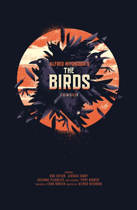 Alfred Hitchock's The Birds