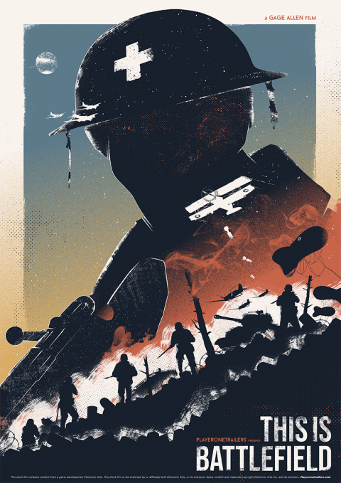This Is Battlefield – Promotional Poster