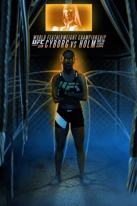 UFC 219 – Cyborg Vs. Holm