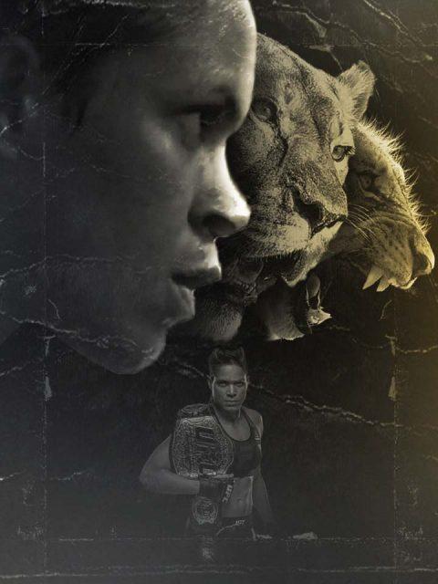 LIONESS – Amanda Nunes