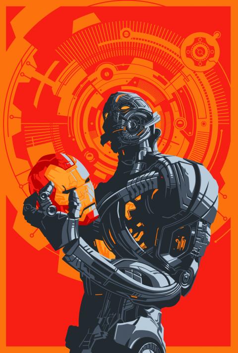 Avenger Age of Ultron