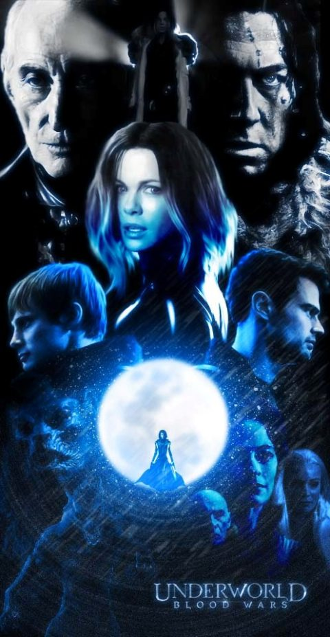 Underworld: Blood Wars (2016) V.2