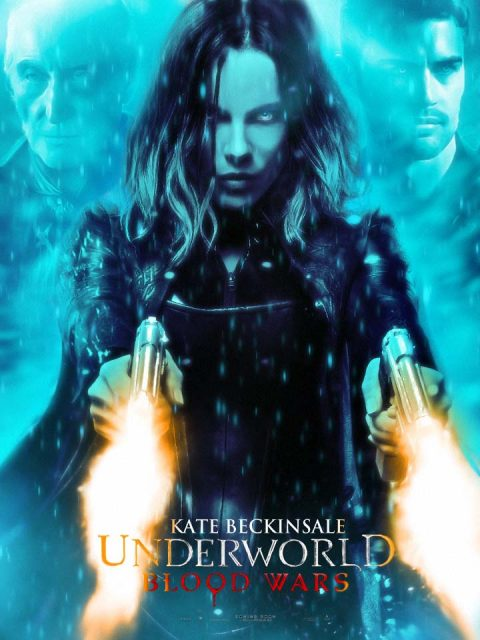 Underworld: Blood Wars(2016)