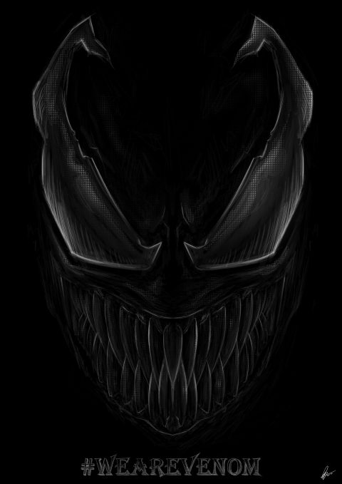 VENOM – Fan Art/Poster