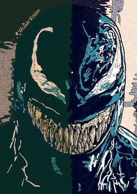 Venom Poster #3