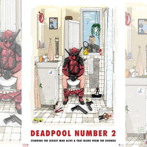 Deadpool number 2