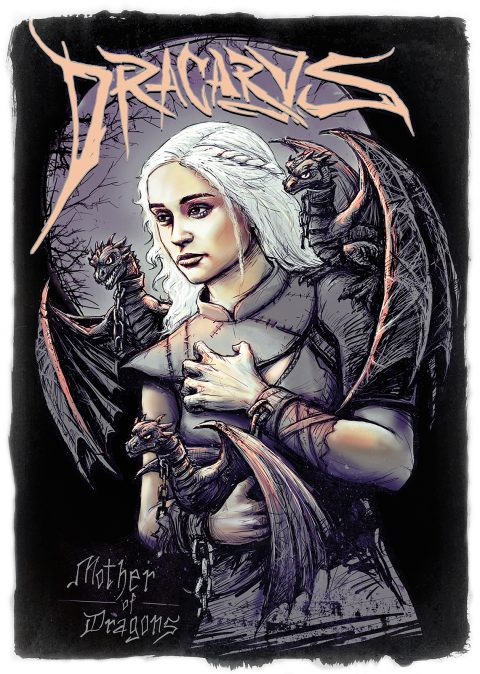 Dracarys Game of Thrones