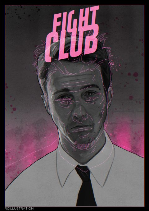 Fight Club -The Narrator