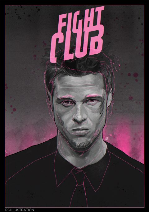Fight Club – Tyler Durden.