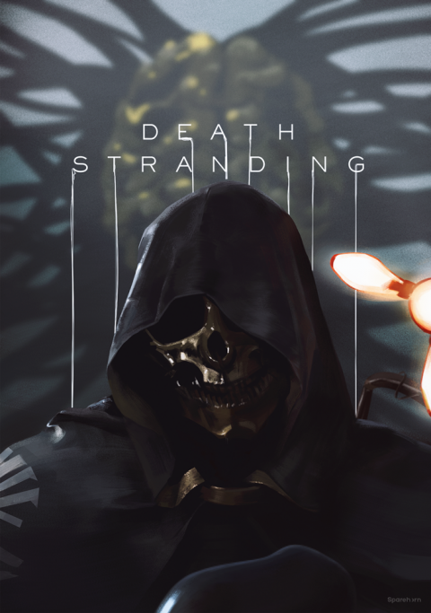 Death Stranding: The Man in the Golden Mask
