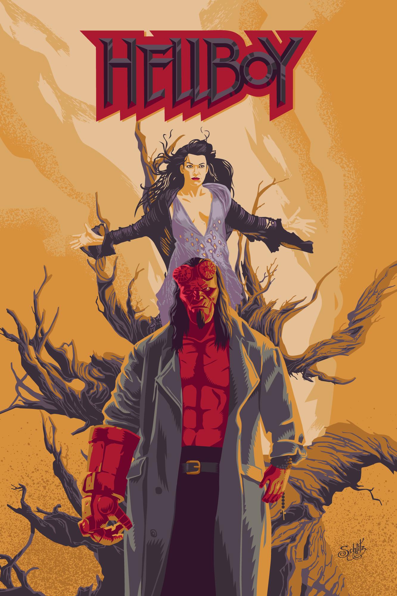 Hellboy 2019 - PosterSpy