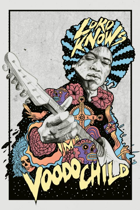 Jimi Hendrix : Voodoo Child