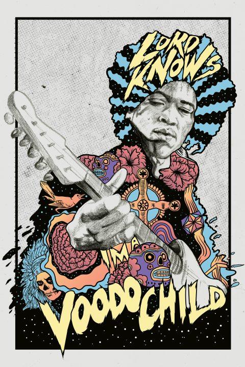 Jimi Hendrix : Voodoo Child