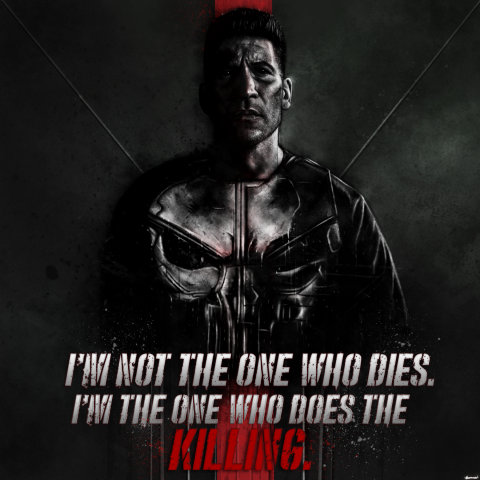 Frank Castle – The Punisher season 2