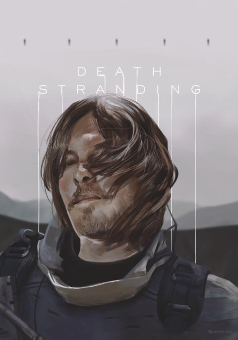 Death Stranding: Sam Porter Bridges