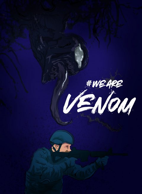 Venom competion entry
