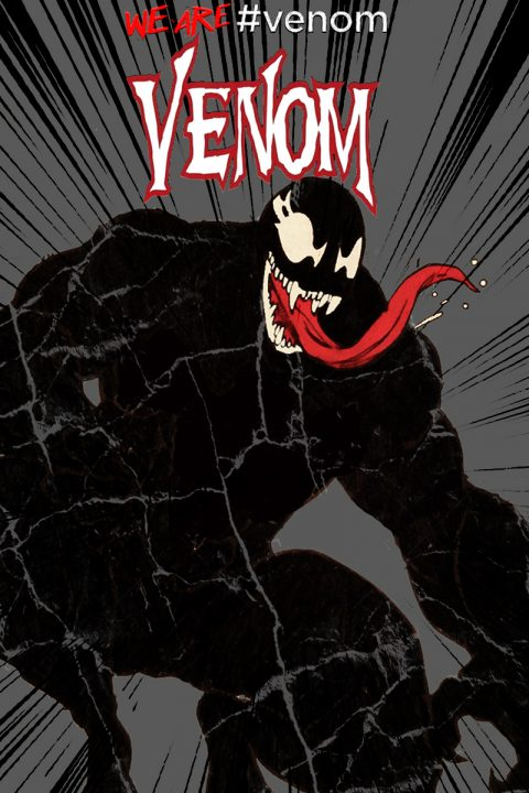 We Are Venom (comic style)