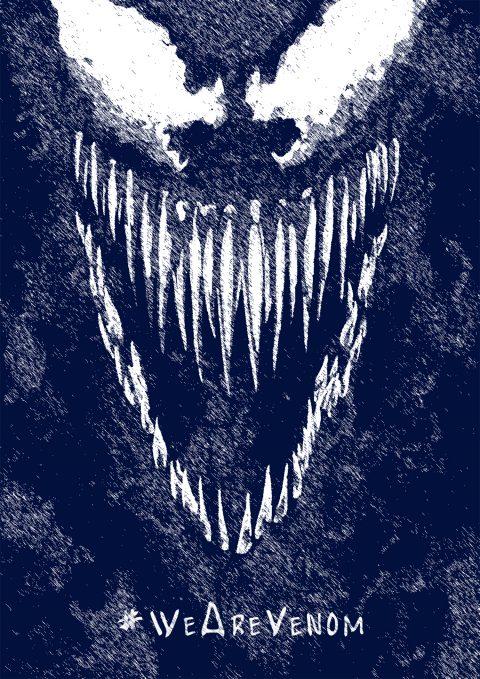 Venom Poster v2 #1