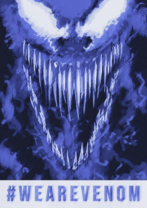 Venom Poster v2 #2