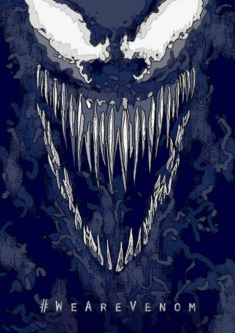 Venom Poster v2 #4