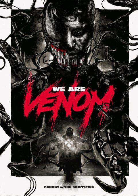 Black Venom by The Sonnyfive