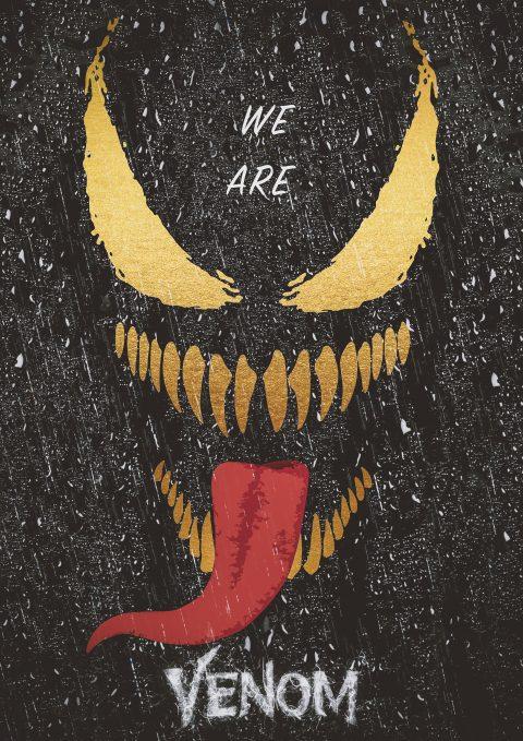 We Are Venom – Movie Poster