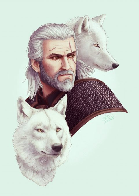 Witcher Pair