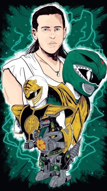 Go Go Power Rangers!!!