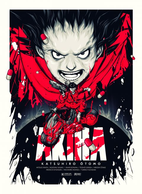 Akira variant