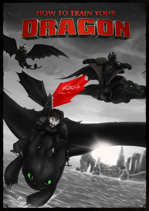How to Train Your Dragon (alternative version)