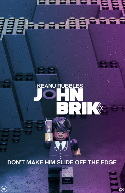 JOHN BRIK MOVIE MASHUP PARODY HAZE VARIANT